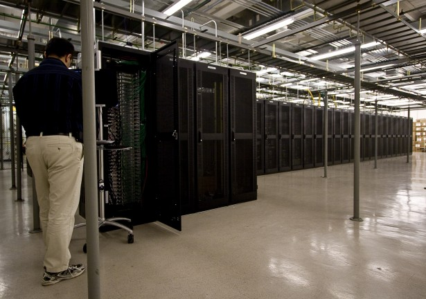 GreenGeeks's data center