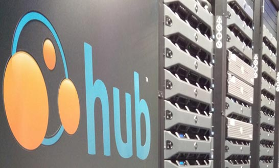 Web Hosting Hub's East coast data center