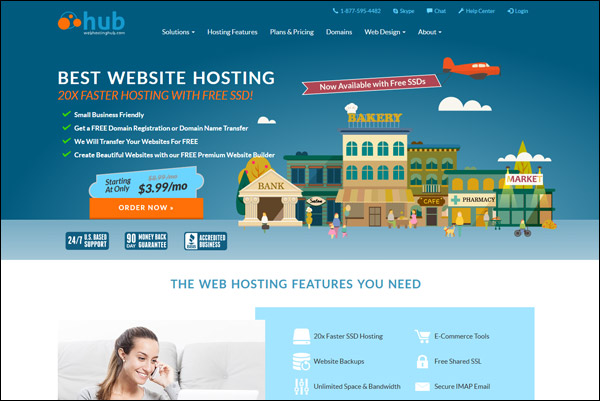 5 Best Drupal Web Hosting Providers of 2017