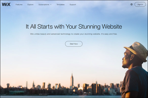 Wix - Awarded #1 Top Website Builder